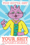 Bojack Horseman - Princess Carolyn Posters