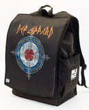 Def Leppard Pyromania Cross Hairs Backpack Backpack