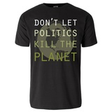 Don't Let Politics Kill The Planet T-Shirt Shirt