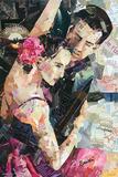Tango Parisienne Print