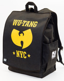 Wu-Tang Clan Yellow NYC Logo Backpack Backpack