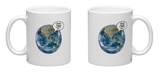Climate Change Is Real, Bro Mug Mug