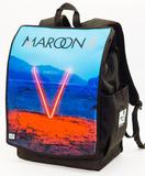 """Maroon 5 """"V"""" Backpack Backpack"""