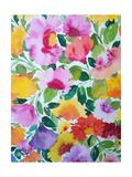 Bouquet de Printemps  Reproduction procédé giclée par Kim Parker