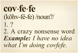 Covfefe Definition Pósters