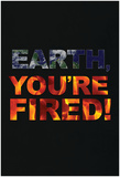 You're Fired Poster
