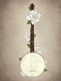 Banjo Romantics Prints