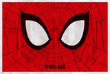Spider-Man Eyes (Exclusive) Kunstdruck