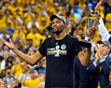 2017 NBA Finals - Game Five: Kevin Durant, MVP Foto von Jesse D Garrabrant