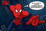Ultimate Spider-Man (Exclusive) Photo