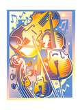 Collection of Cellos Prints by David Chestnutt