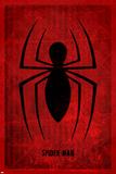 Spider-Man Silhouette (Exclusive) Print