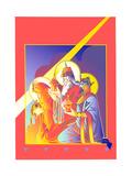 Three Wise Men Poster by David Chestnutt