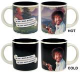 Bob Ross - Heat Sensitive Mug Mug