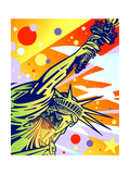 Statue of Liberty Posters by David Chestnutt