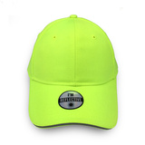 Safety Yellow 1 Hat