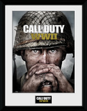 Call Of Duty - Stronghold WW2 Dogtags Collector Print
