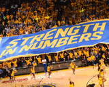 2017 NBA Finals - Game Five: Strength in Numbers Foto av Noah Graham