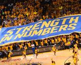2017 NBA Finals - Game Five: Strength in Numbers Foto von Noah Graham