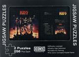 KISS - Destroyer Double Jigsaw Puzzles Set Jigsaw Puzzle