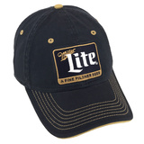 Miller Lite - Pilsner Patch Hat