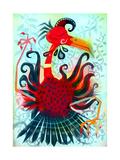 Jubjub Bird Posters by Lee Hodges
