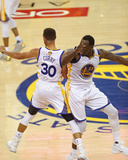 2017 NBA Finals - Game Five: Stephen Curry and Andre Iguodala Photo by Joe Murphy