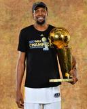 2017 NBA Finals - Portraits: Kevin Durant Foto von Jesse D Garrabrant