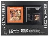 Aerosmith - Toys in the Attic Double Jigsaw Puzzles Set Jigsaw Puzzle