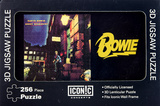 David Bowie - Ziggy Stardust 3D Jigsaw Puzzle Jigsaw Puzzle