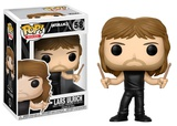 Metallica - Lars Ulrich POP Figure Toy