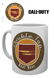 Call of Duty - Double Tap Tazza