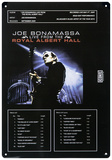 Joe Bonamassa - Live at Royal Albert Hall Tin Sign