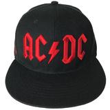 AC/DC - Red Logo Hat
