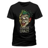 Batman 1966 - Choose Crazy T-Shirt