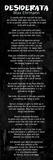 Desiderata In Black Print by  Quote Master