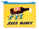 Beer Money Coin Purse Porta-moedas