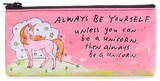 Always Be A Unicorn Pencil Case Estojo