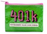 401K Coin Purse Porta-moedas