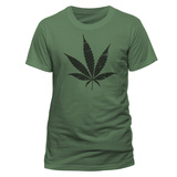 Ganja Leaf T-shirts