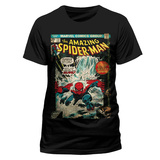 Spider-Man - Comic Cover T-Shirts