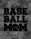 Baseball Mom Prints by  Sports Mania