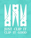 Just Clip It Prints by  Color Me Happy