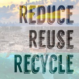 Reduce Reuse Recycle II Posters by  Color Me Happy