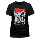 David Bowie - 1972 World Tour T-Shirt