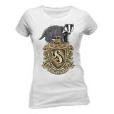 Juniors: Harry Potter - Hufflepuff T-Shirt