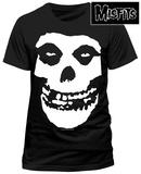 Misfits - Skull T-skjorter