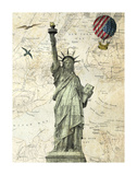 Liberty Balloon Posters by Marion Mcconaghie