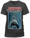 Jaws - Vintage Poster T-Shirts