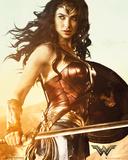 Wonder Woman Sword Kunstdrucke